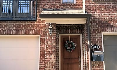 Building, 314 Criddle St, 0