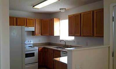 Kitchen, Three Angels Apartments, 2