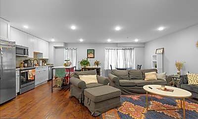 Living Room, 1710 Cambridge St 1, 0