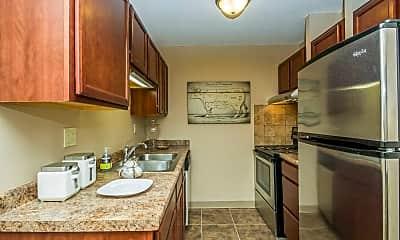 Kitchen, Prairie Woods Apartment Homes, 0