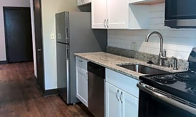 Kitchen, 4042 Campbell St, 2