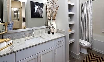 Bathroom, 6150 Alma Rd # 71452, 2