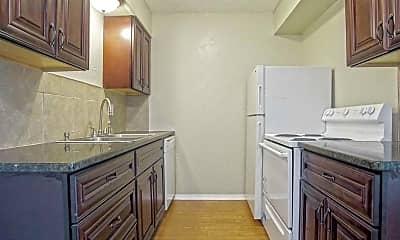Kitchen, Stone Fountain Apartments, 1