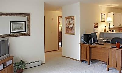 Living Room, Bos Creek Estates, 1