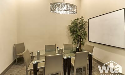 Dining Room, 11011 Domain Dr #8100, 2
