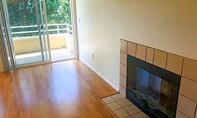 Living Room, 4850 California Ave. SW HudsonSquare@northwestapartments.com, 1