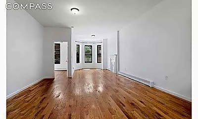 Living Room, 1493 Sterling Pl 2, 0