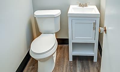 Bathroom, Norris Place Apartments, 2
