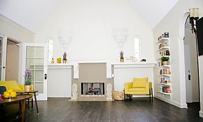 Living Room, 6148 Afton Pl, 1
