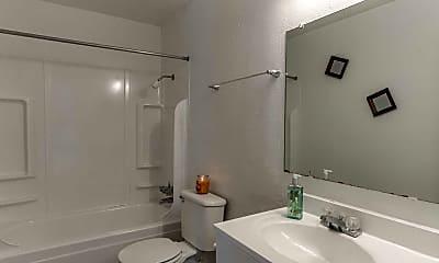 Bathroom, Aster On Aldine, 2