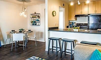 Kitchen, Plaza 550, 1