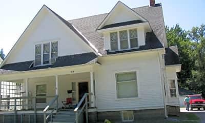 Building, 414 S Lansing St, 2