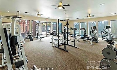 Fitness Weight Room, 6850 SHARLANDS  UNIT C1012, 2