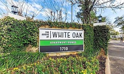 Community Signage, The Grove at White Oak, 2