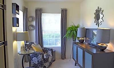 Living Room, Cobblestone Village, 1
