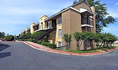 Building, Cross Lake Apartments, 1