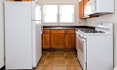 Kitchen, 37 Cottage St, 1