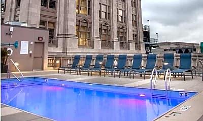 Pool, Hibernia Tower, 0