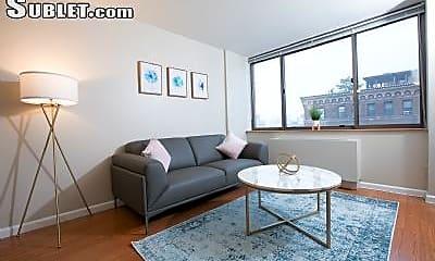 Living Room, 17 W 89th St, 0