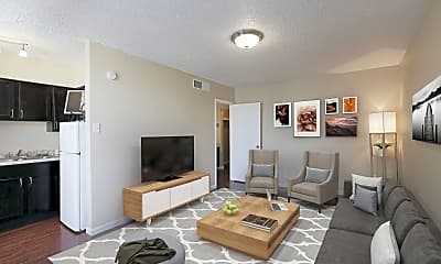 Living Room, ABQ Elevate, 0