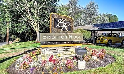 Community Signage, Brighton Ridge, 1