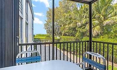 Patio / Deck, 5135 Gulf of Mexico Dr. Unit 103, 2