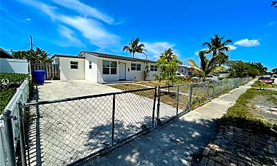 Building, 7351 Garfield St 7351, 1