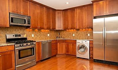 Kitchen, 1814 Spruce St, 1