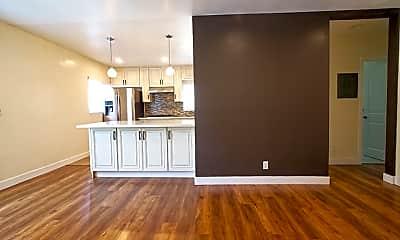 Living Room, 1109 S Serrano Ave, 1