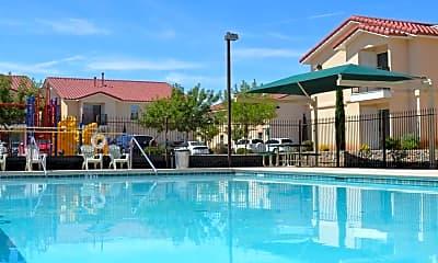 Pool, CrossPointe Apartments, 1