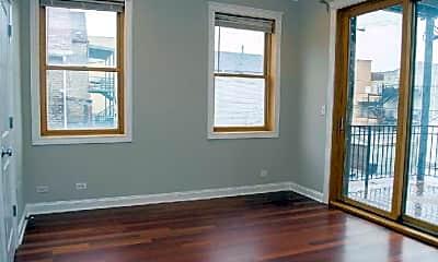 Bedroom, 1418 W Chestnut St, 1