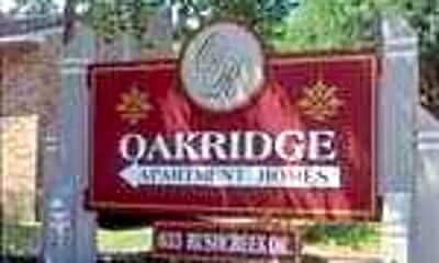 Oakridge, 0