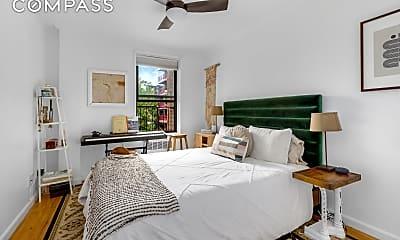 Bedroom, 165 Christopher St 3-A, 1