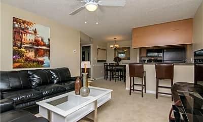 Living Room, 215 Lake Brook Cir 205, 1
