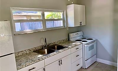 Kitchen, 2801 NE 6th Ln 1, 0