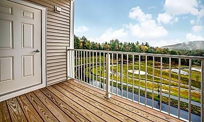 Patio / Deck, Altaria Luxury Apartments, 2