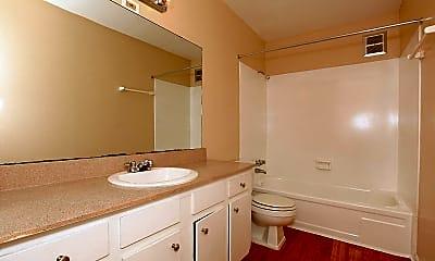 Bathroom, La Valencia, 2
