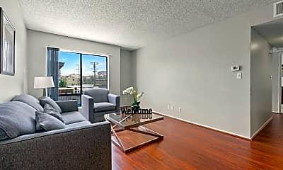 Living Room, 11265 Morrison St, 1