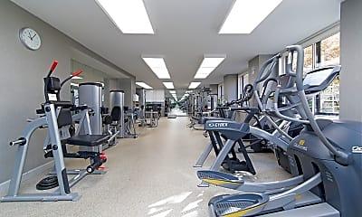 Fitness Weight Room, 1670 York Avenue, 2