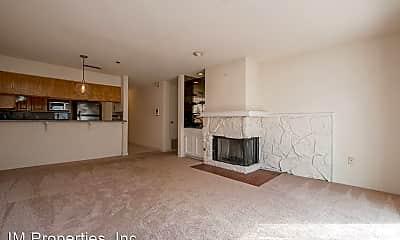 Living Room, 1396 El Camino Real, 1