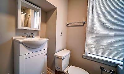 Bathroom, 2432 N Bancroft St, 2