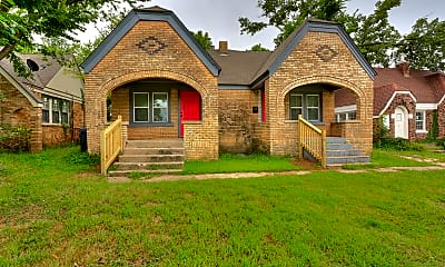 Building, 2208 NE 22nd St, 2