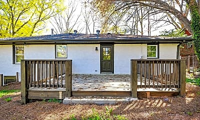 Patio / Deck, 2448 Ousley Ct, 1