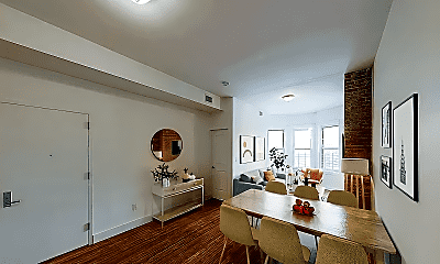 Dining Room, 1228 St Marks Ave, 0