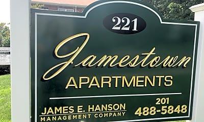 Jamestown Apartments, 1