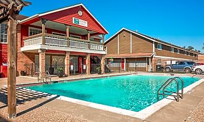 Pool, Gia at Spring Branch, 0