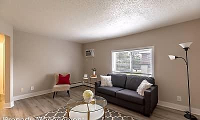 Living Room, 3708 SE 14th St, 1