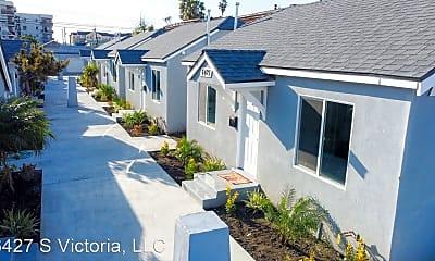 Building, 6427 S Victoria Ave, 2