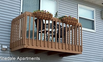 Patio / Deck, 388 Red Cedar St, 0