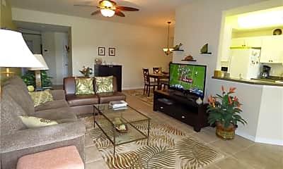 Living Room, 9624 Hemingway Ln 4003, 1